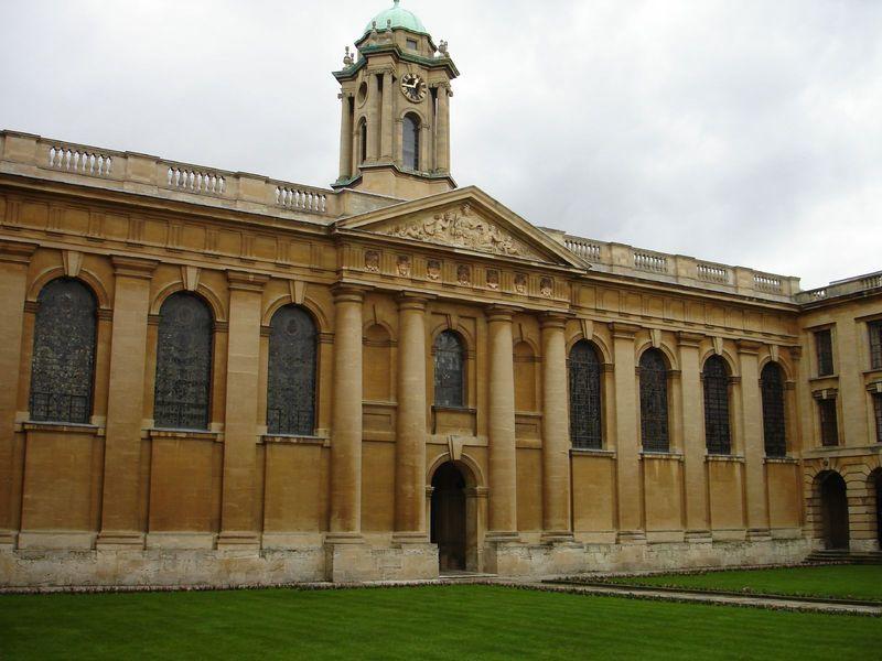 Колледж Королевы