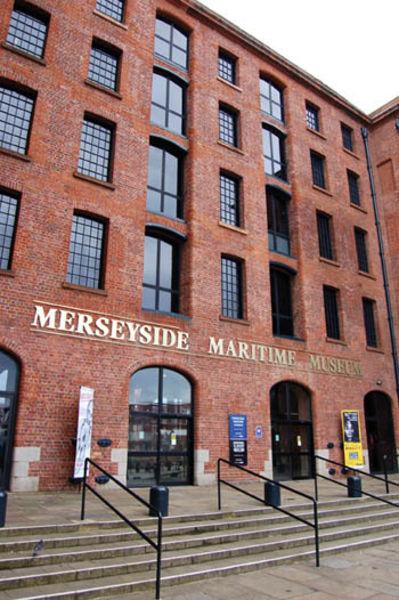 Мерсисайдский морской музей
