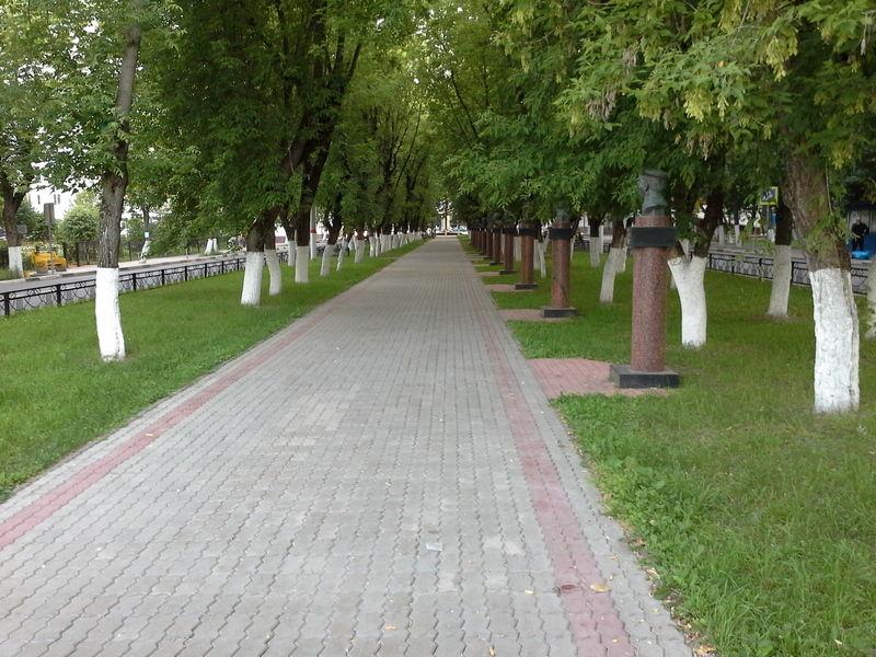 Город Химки - будущее место жительства :-)