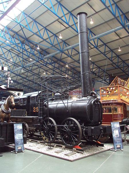 Национальный железнодорожный музей, Йорк