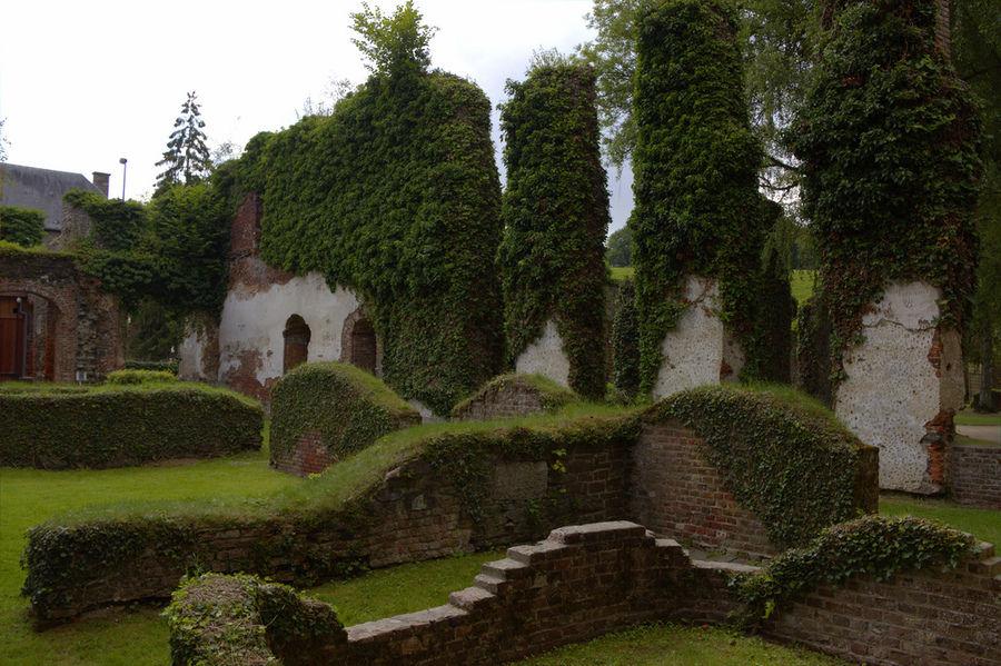 Аббатство Виллерс-Ла-Виль
