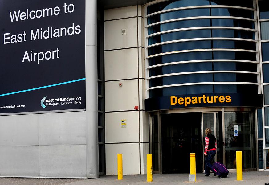 Аэропорт Восточный Мидландс