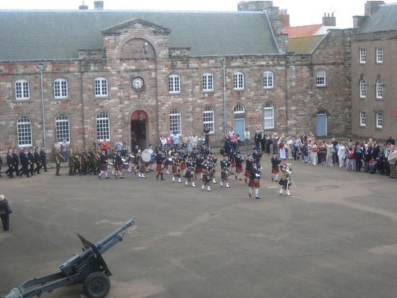 Музей Королевского пограничного шотландского полка