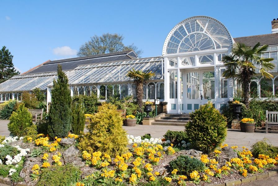 Ботанический сад, Эджбестон