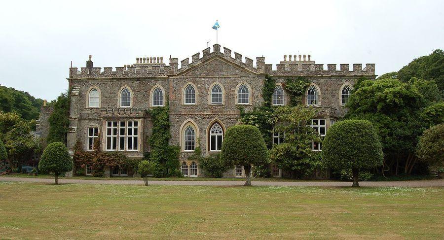 Хартлендское аббатство