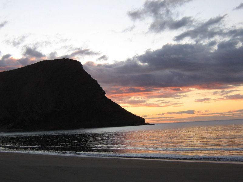 Пляж Ла Техита