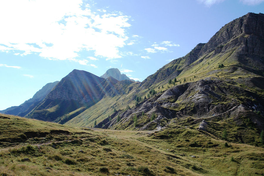 Трентино - природа севера Италии!!!
