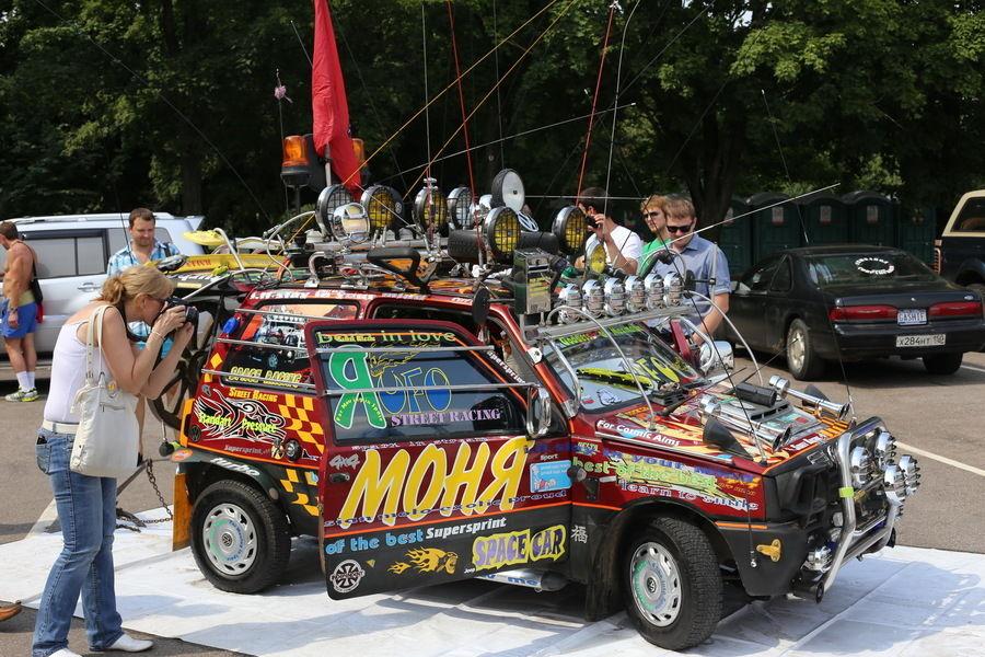 Автоэкзотика 2013