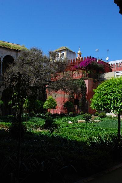 Прогулка по Севилье (апрель 2013)