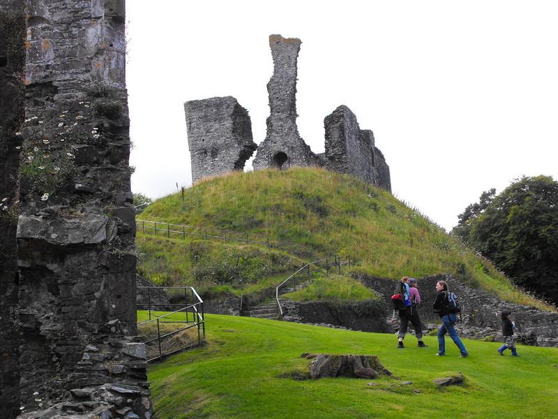 Окхемптонский замок