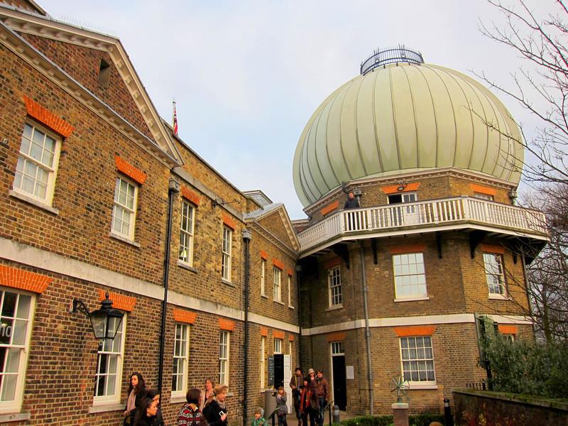 Старая королевская обсерватория