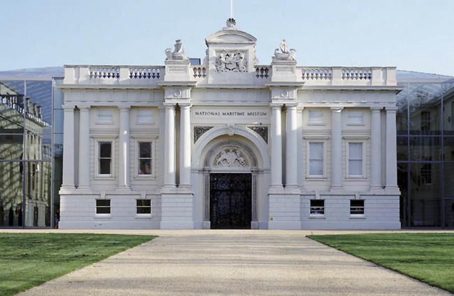 Дом королевы и Национальный морской музей