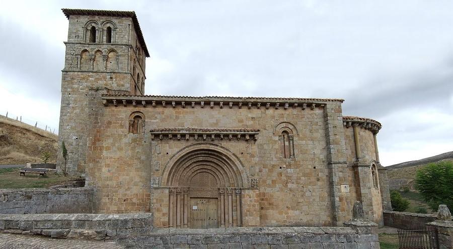 Церковь Сан Педро де Серватос