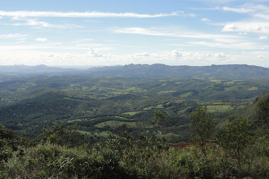 Серра да Моеда, Бразилия