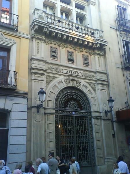 Театр Атенео-де-Мадрид