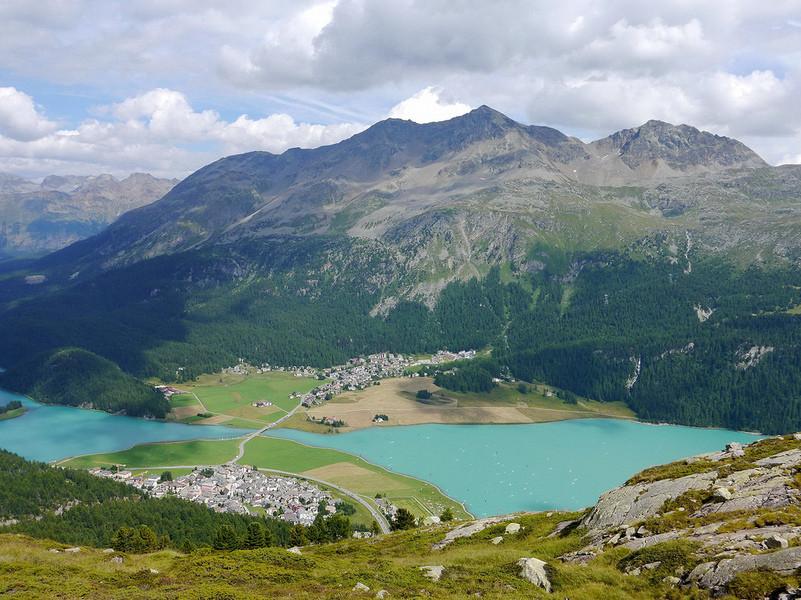Швейцарский Энгадин