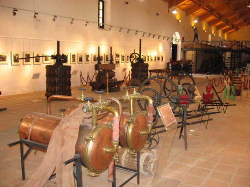 Музей вина, Вальдепеньяс