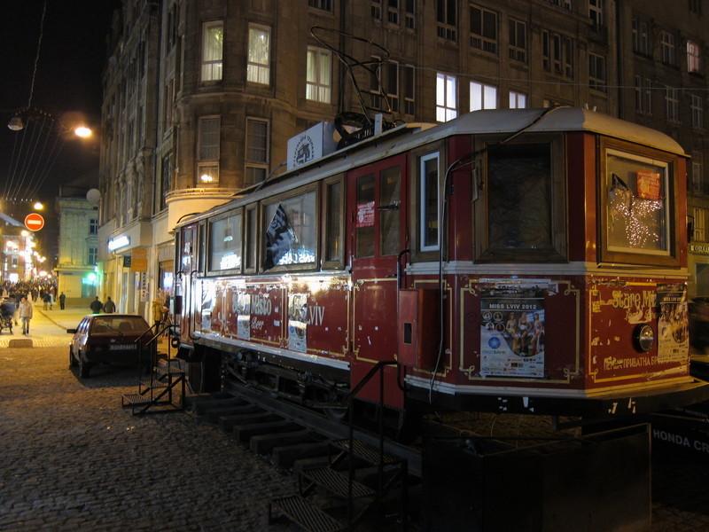 Львов -март 2012