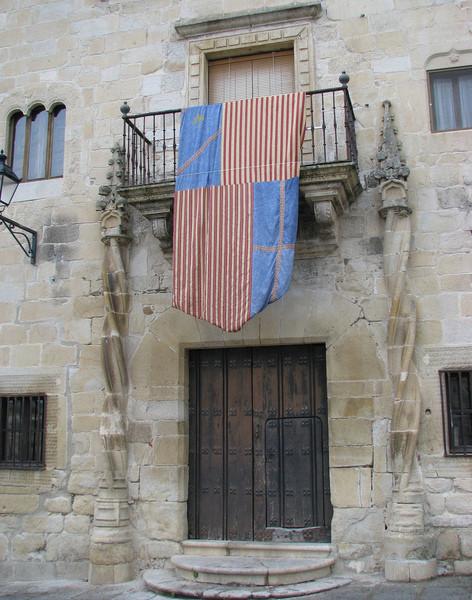 Испанский городок Трухильо