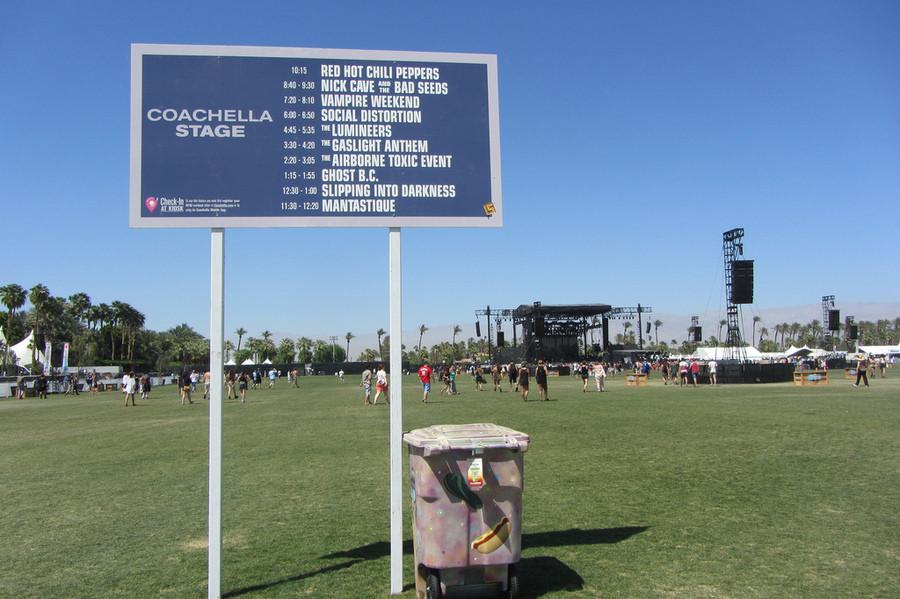 Фестиваль Коачелла 2013