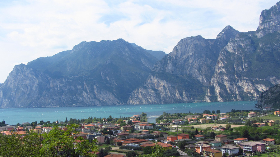 Итальянское местечко Гардазее
