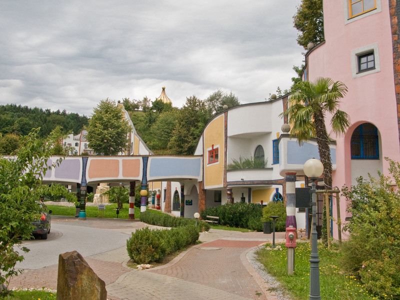 Австрийский курорт Рогнер Бад Блюмау