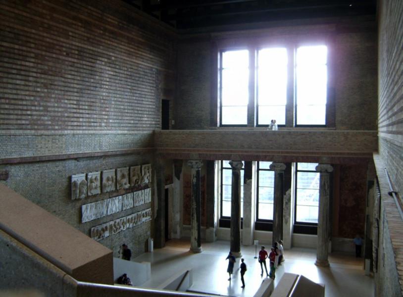 Новый музей в Берлине