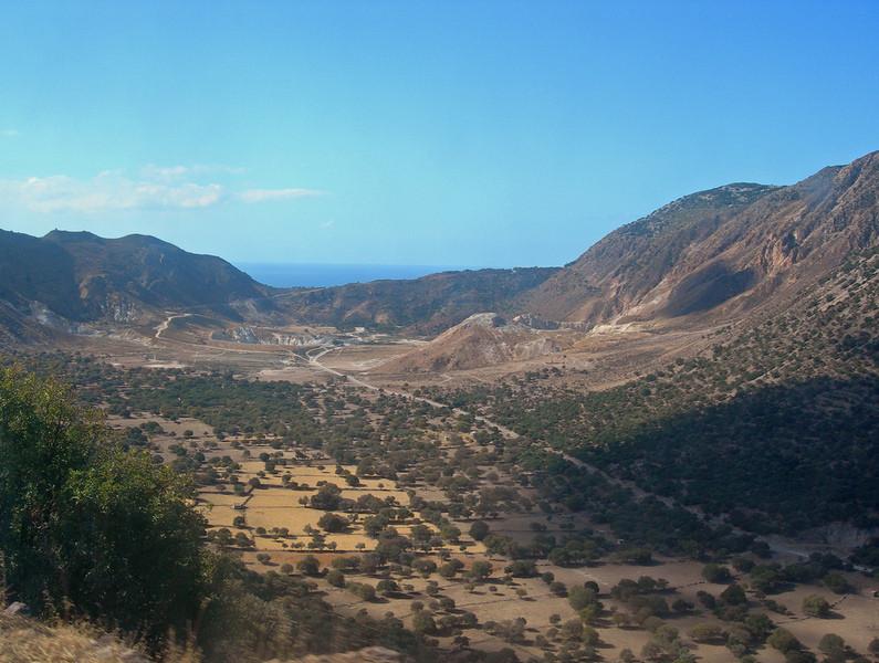 Остров Нисирос