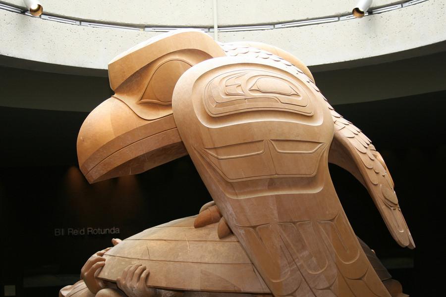 Музей антропологии при Университете Британской Колумбии