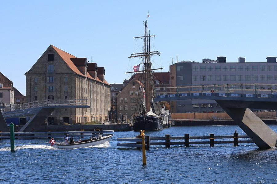 Проездом в Копенгагене