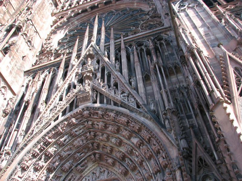 Осенний Страсбург