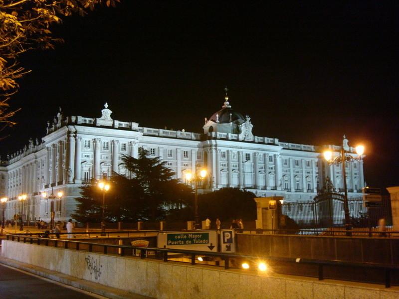Два дня в Мадриде
