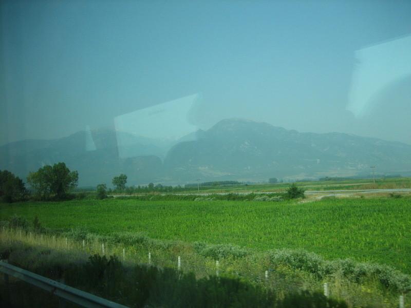 Метеоры, Греция