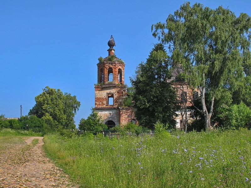 Церковь Чуда Михаила Архангела, Ярославская область