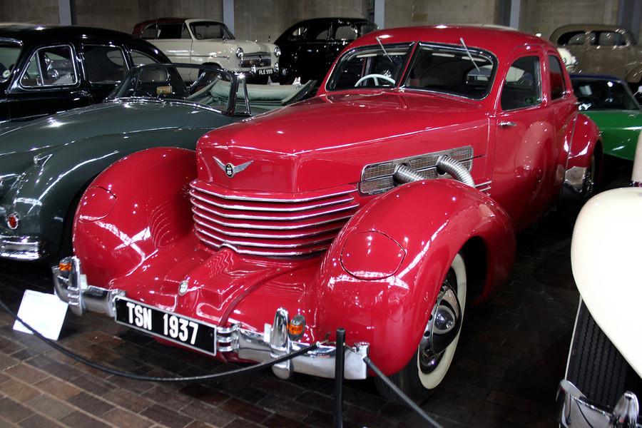 Автомобильный парк-музей Болье