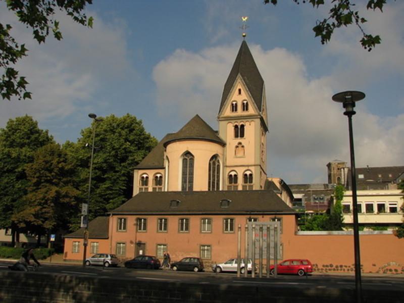 Церковь Св. Девы Марии Лизкирхен