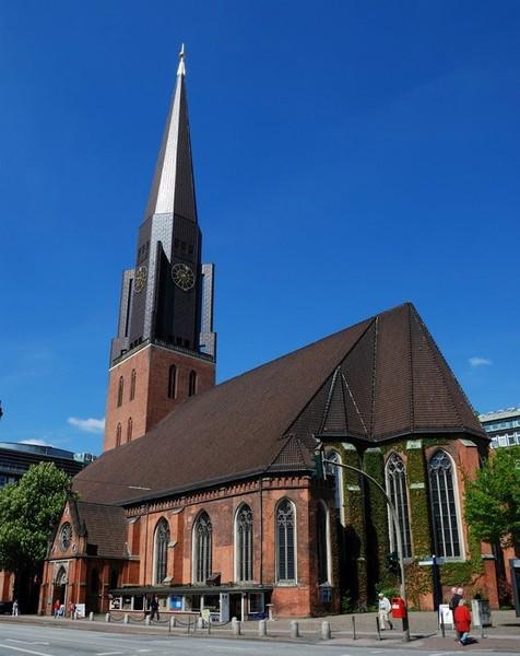 Церковь Св. Иакова, Гамбург