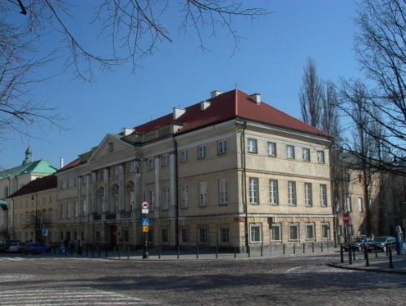 Дворец Рачиньских