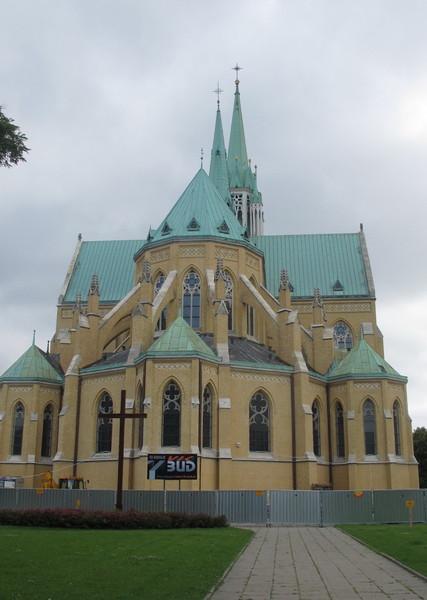 Костел Св. Станислава Костки