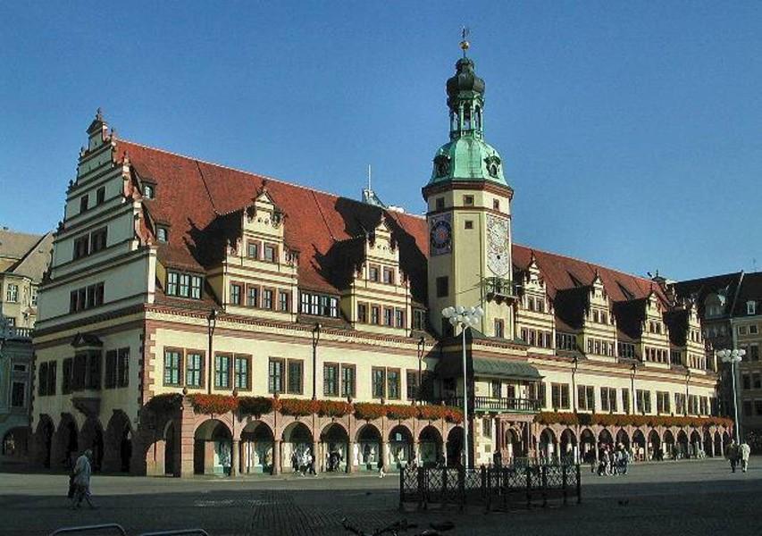 Старая ратуша, Лейпциг