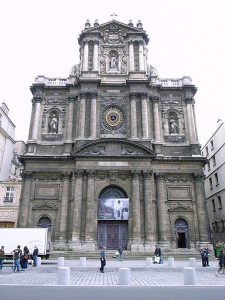 Церковь Св. Людовика