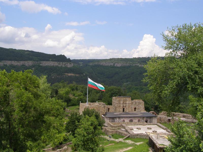 Велико-Тырново и его архитектурные памятники