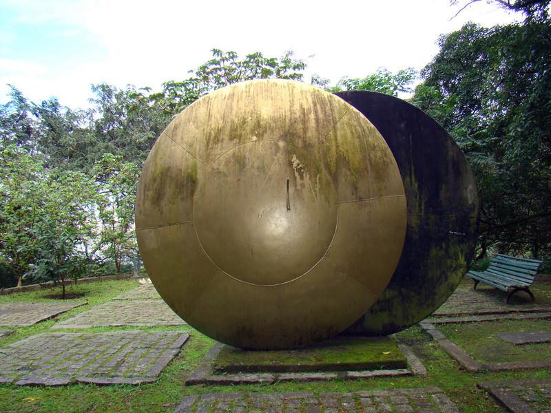 Парк Да-Катакумба  в Рио-де-Жанейро