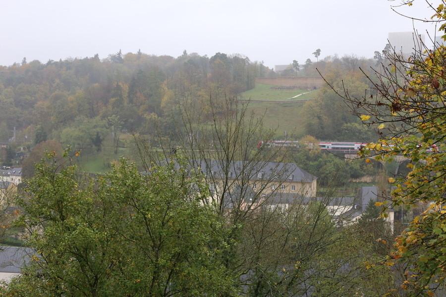 Осенний Люксембург