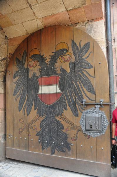 Немного фотографий Нюрнберга
