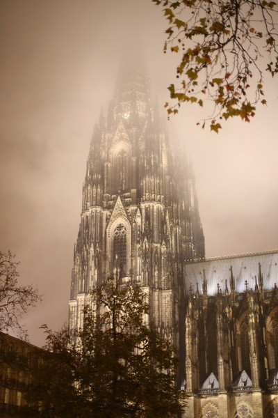 Величие Кельнского собора