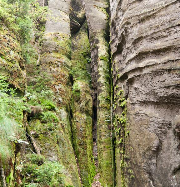 Адршпах : Красота скалистых мест