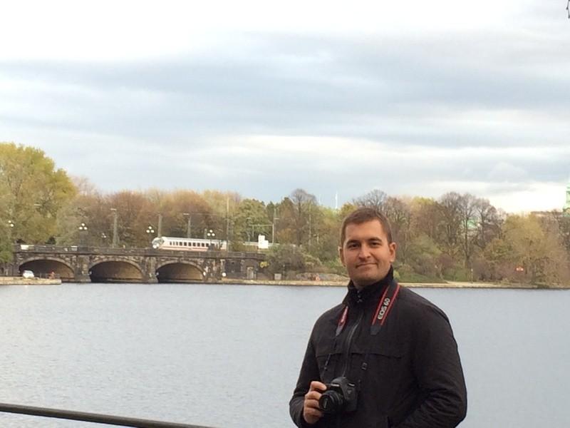 Осенний Гамбург