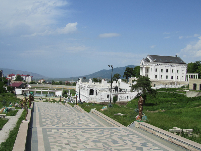 Нагорный Карабах 2013
