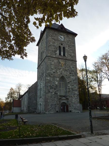 Осенний Тронхейм